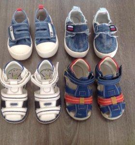 Детская обувь 22-23 р.