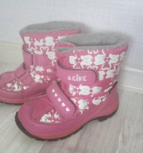 Ботинки зимние Рейки