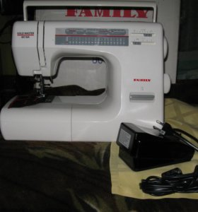Швейная машинка FAMILY gold master 8018A