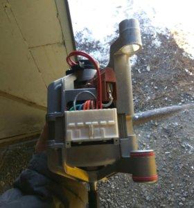 Новый двигатель для стиральной машины