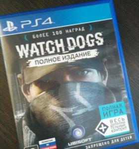 Watch dogs(полное издание) Возможен обмен