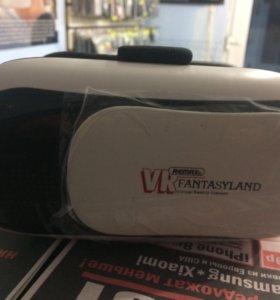 Виртуальные 3d очки.