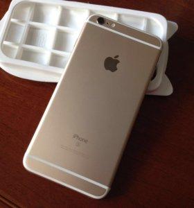 Gold iPhone 6s Plus