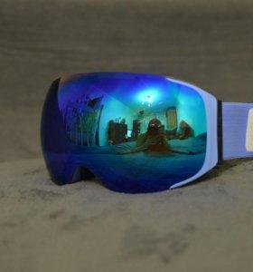Сноубордическая маска \ Горнолыжные очки Copozz