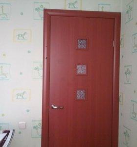 Дверное полотно бу