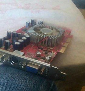 Видеокарта FX5700, 128 bit, PALIT