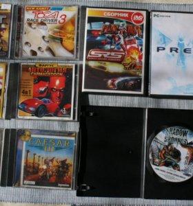 Различные компьютерные игры, лицензия