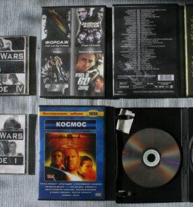 Различные фильмы, музыка