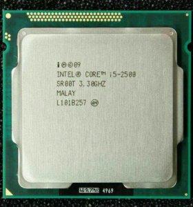 Процессор Intel i5 2500