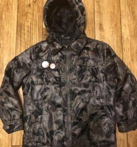 Куртка - ветровка фирмы Sela
