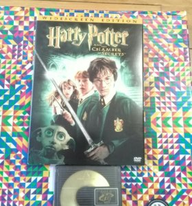 Фильм Harry Potter and the Chamber of secrets
