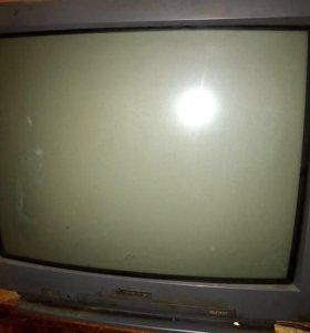 Продам телевизор Mitsubishi