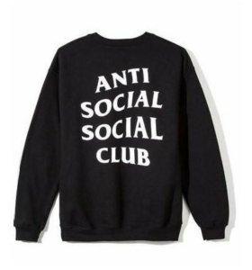 Знаменитое худи Anti Social Social Club