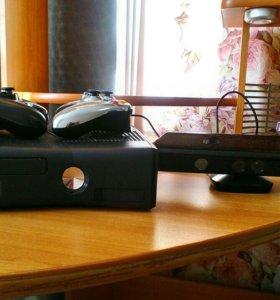 Xbox 360+Kinect