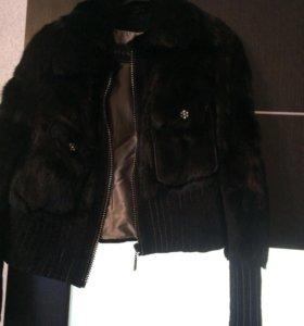 Куртка из кролика