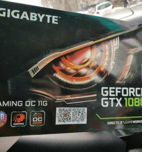 Видеокарты gigabyte geforce gtx 1080 ti gaming oc