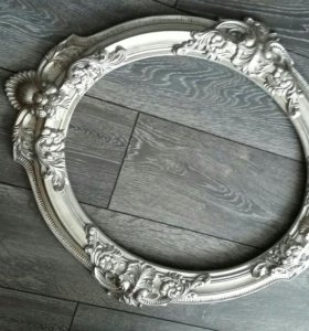 Декоративная рамка Винтаж из мраморной крошки
