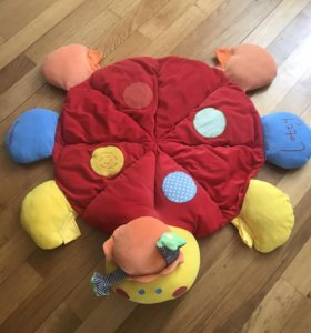 Детский развлекательный коврик