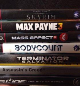 PS 3, игры (сони плейстейшен 3, игры)