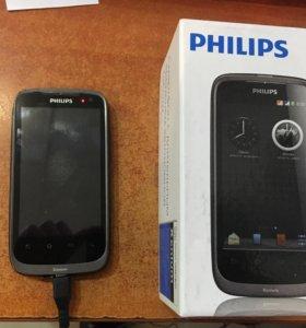 Смартфон Philips Xenium W632