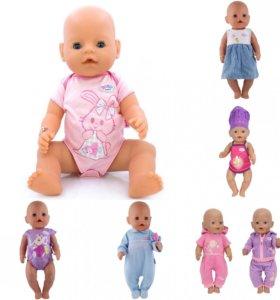 Одежда и аксессуары на Baby born