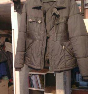 Куртка демисизонная, мужская