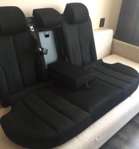 Задние сидения, задний диван Volkswagen Passat b6
