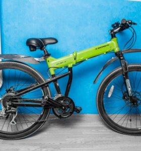 Складной велосипед 26 Cronus Soldier 1.5