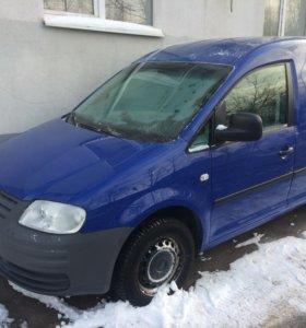 Volkswagen Caddy 2.0 69лс