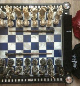 Коллекционные шахматы Гарри Поттера
