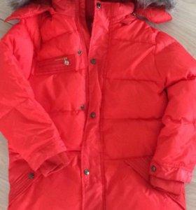 Куртка на мальчика зимняя, новая