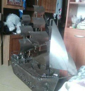Мангал кораболь