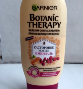 Garnier Botanic therapy бальзам-ополаскиватель