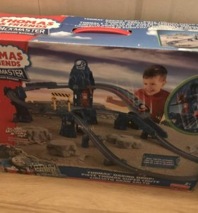 Tomas & friends trackmaster