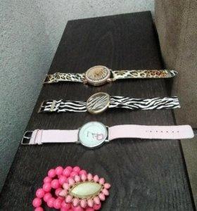Часы и браслет
