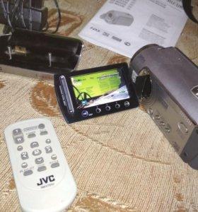 JVC видеокамера