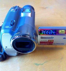 Цифровая видеокамера Panasonic NV GS 180