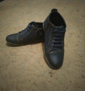 Ботинки( 38 размер)