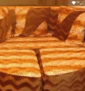 Диван-кровать, трансформер б/у