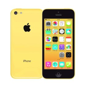Iphone 5C 32Gb новый