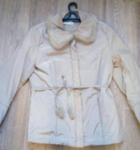 Болоневая куртка