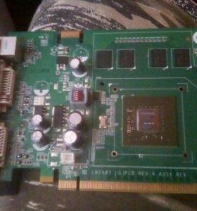 Видеокарта nvidia px8600 gt tdh