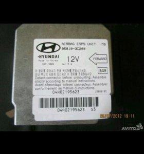 Блок управления AIR BAG 959103C200 Киа magentis