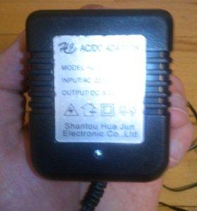 AC/DC Adaptor HJ-105 8.4V 300mA ID101331-A604