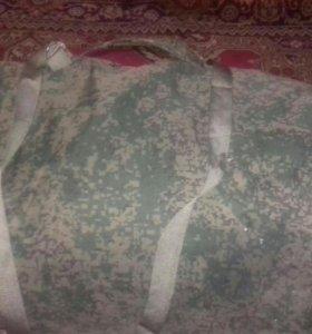 Спальный мешок, арм