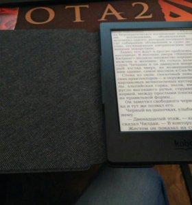 Продаю электронную книгу Kobo Aura H2O