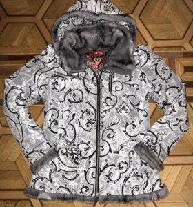 Горнолыжная зимняя куртка STAYER