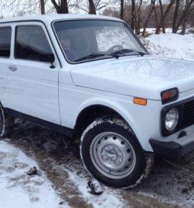 ВАЗ (Lada) 2121 (4x4) 1.7 MT (83 л.с.) 4WD