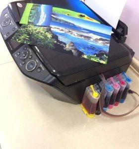 Принтер epson RX615