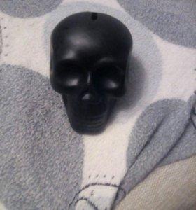 Копилка-череп